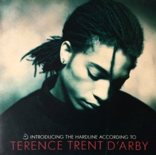 Terence Trent D'Arby ‎- Introducing The Hardline According To... (LP) (VG-EX/VG+)